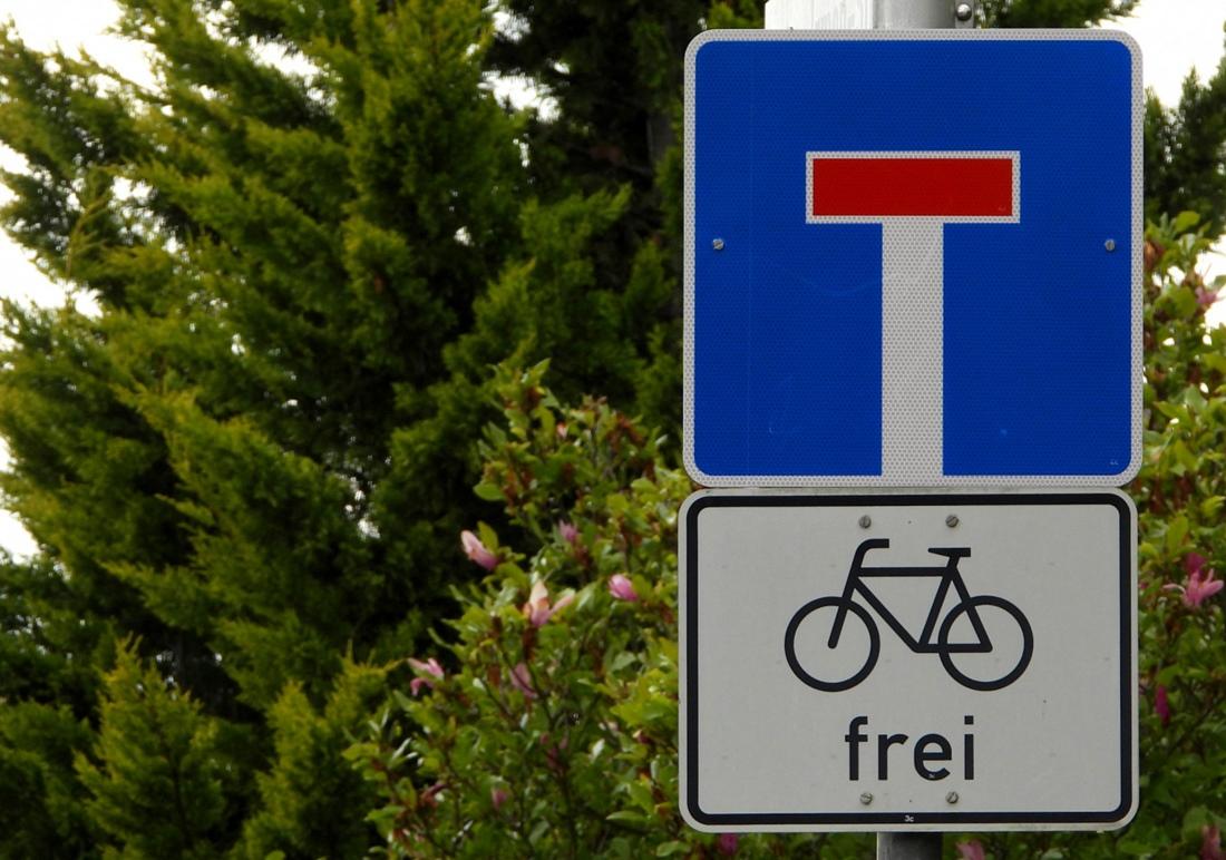 Neue Regeln für Radfahrer