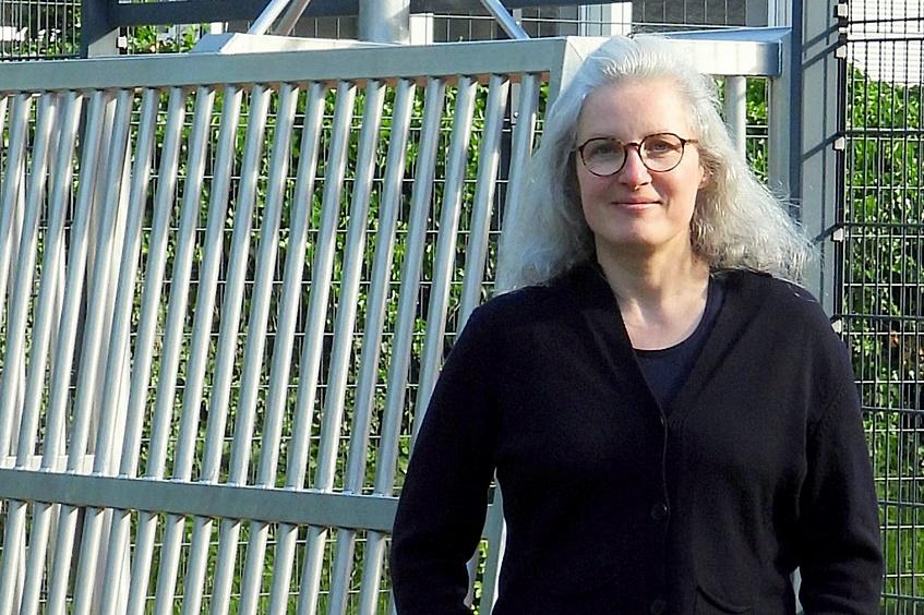 Spitzenkandidatin Birgit Wollbold fordert mehr Grün, besseren ÖPNV und nachhaltige Stadtentwicklung in Korschenbroich
