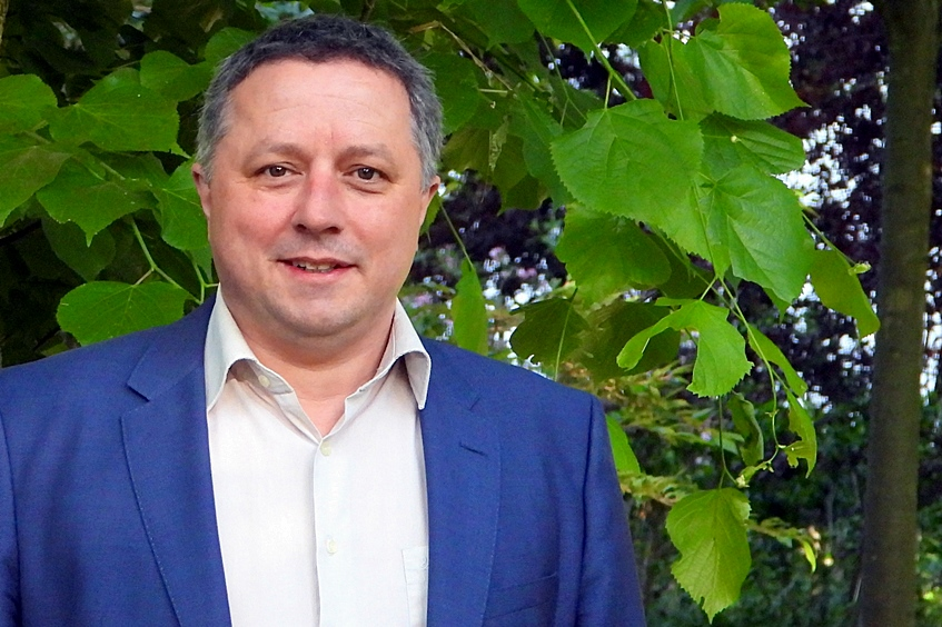 Jochen Andretzky fordert: Ausbau erneuerbarer Energien, klimafreundliche Mobilität und klare Kante gegen Rassismus