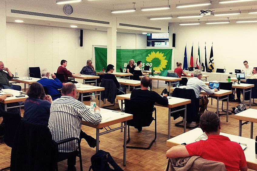Mitgliederversammlung verabschiedet Wahlprogramm und Listen