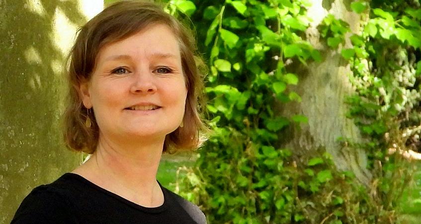 Bernadette Acht will Korschenbroich zur fahrradfreundlichen Stadt machen