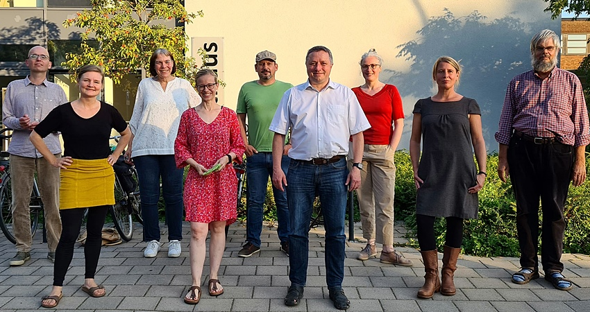Grüne Fraktion wählt Doppelspitze