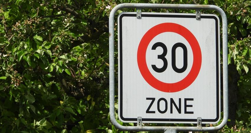 Mit Tempo-30 Richtung Verkehrswende