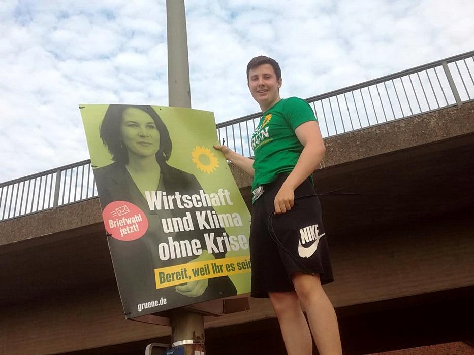 Bundestagswahlkampf: So war das Auftakt-Wochenende in Korschenbroich
